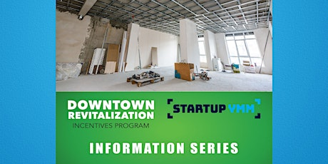 Downtown Revitalization Incentives Program-Successful application tickets