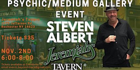 Steve Albert: Psychic Gallery Event - Jeremiah's Tavern - Henrietta tickets