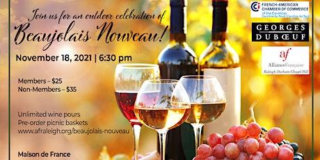 Beaujolais Nouveau Celebration tickets