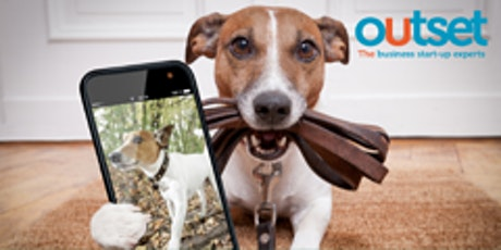 Outdoor Networking with your Dog- 'Walk and Talk' tickets