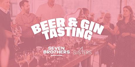 Beer & Gin Tasting  - Middlewood Locks, Salford tickets