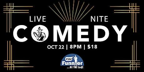 Madame ZuZu's Live Comedy Night tickets