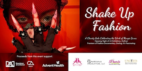 Shake Up Fashion: A Charity Gala and Documentary Premiere tickets