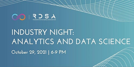 Industry Night: Analytics and Data Science tickets