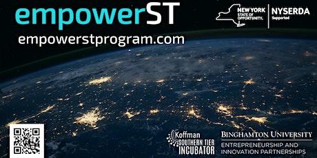 empowerST Storage Fellowship Informational Webinar tickets