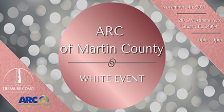 ARC of Martin County ~ White Event tickets