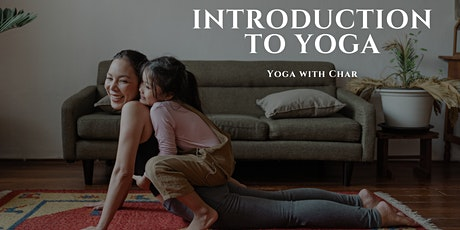 Introduction to Yoga tickets