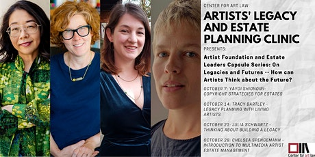 Artist Foundation and Estate Leader's Capsule Series tickets