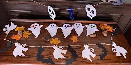 Halloween Arts & Crafts Workshop tickets