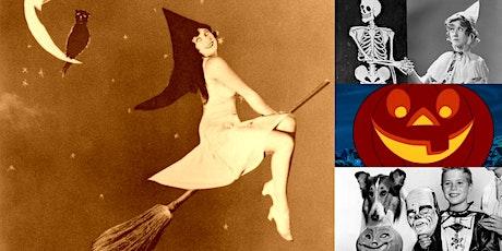 'American Halloween: A Century of Spooky Fun Pop Culture' Webinar tickets
