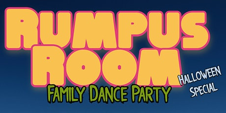 Rumpus Room Family Dance Party tickets