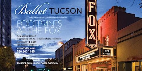 Footprints at the Fox tickets