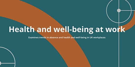 A focus on Wellbeing (morning event) tickets