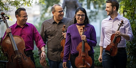 CVCM Presents: The Dali Quartet tickets