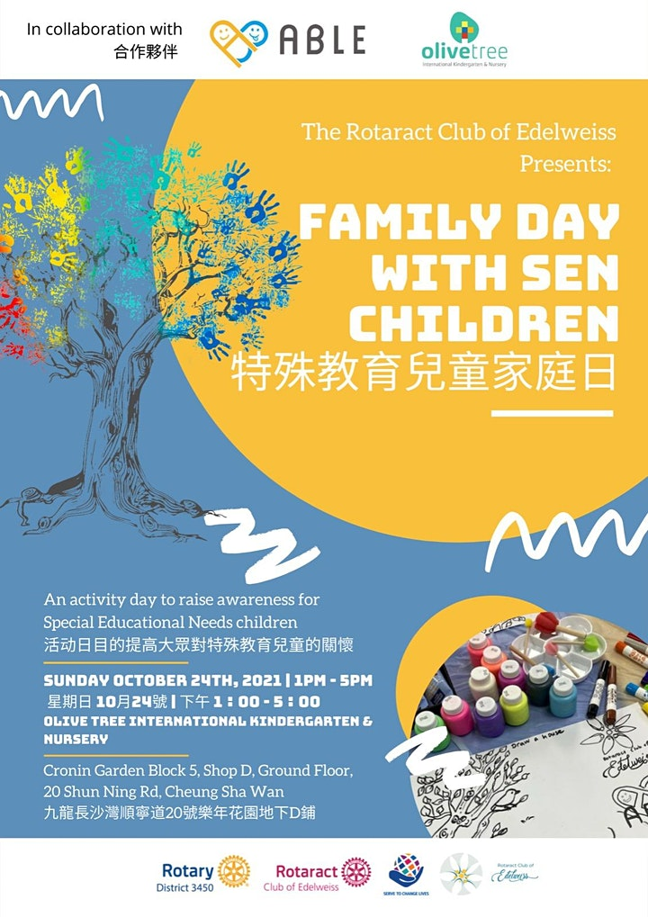Family Day with SEN children image