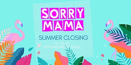 Summer Closing- Vol. 2 / 2G Tickets