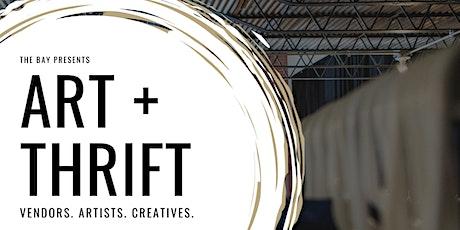 Art + Thrift tickets