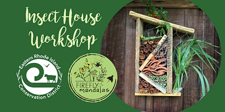 Insect House Workshop tickets
