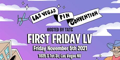 Las Vegas Pin Convention tickets