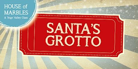 Santa's Grotto at House of Marbles  - Saturday 20th November tickets