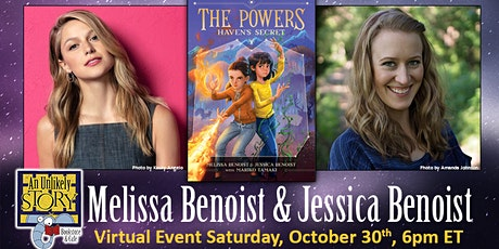 ONLINE: Melissa Benoist & Jessica Benoist tickets