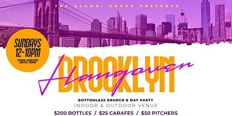 Brooklyn Hangover Brunch - Bottomless Brunch & Day Party Halloween Edition tickets