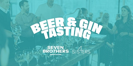 Beer & Gin Tasting - Media City, Salford tickets
