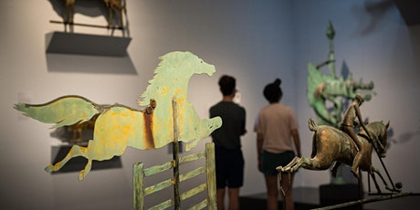 A Closer Look at American Weathervanes with Jennifer L. Mass tickets