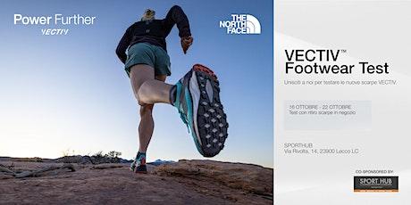 Vectiv Footwear Test - Sporthub Lecco biglietti
