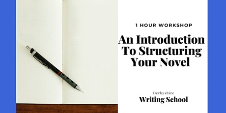 An Introduction To Structuring Your Novel tickets