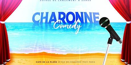 Charonne Comedy Club billets