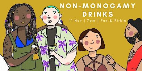 Non-Monogamy Drinks - November 2021 tickets