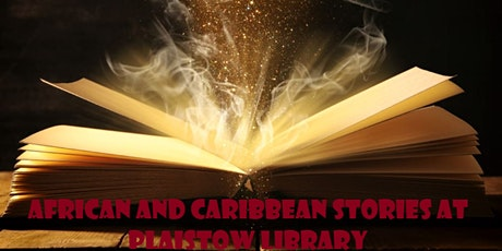 African and Caribbean Story telling tickets