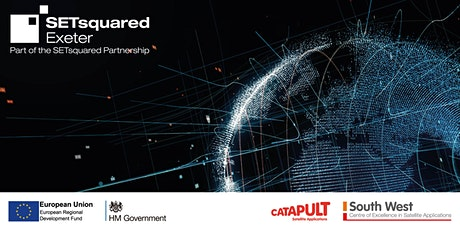 Future Innovation with Space Data (Exeter, Falmouth and Virtual) tickets