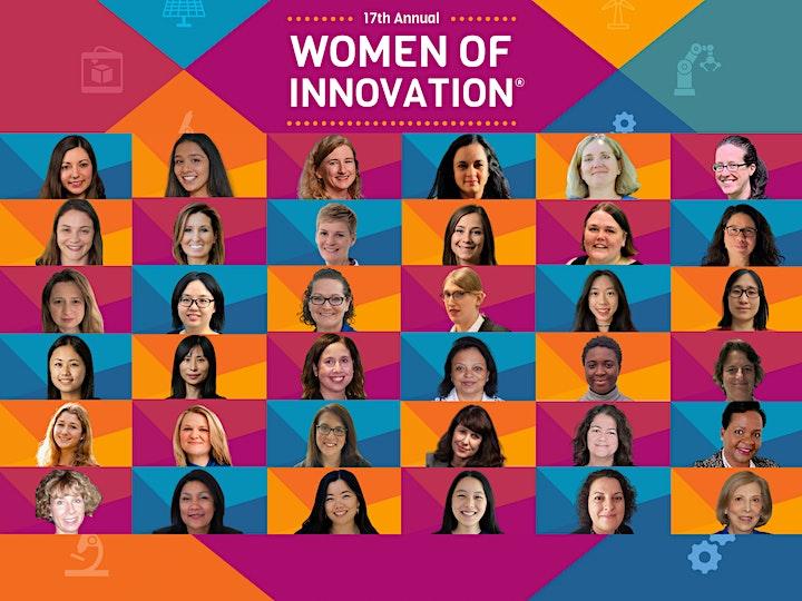 2021 Women of Innovation® Awards image
