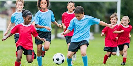 October Half Term: Salford Soccer Stars Football Camp tickets