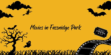 Halloween Movies in the Park tickets