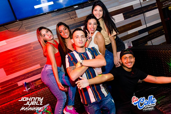 La Calle Wednesdays Urban + Latin International Party image