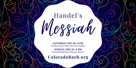 Handel's Messiah, HWV 56 - Fort Collins tickets