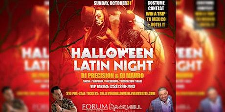 Halloween Latin Night (Bellevue) tickets