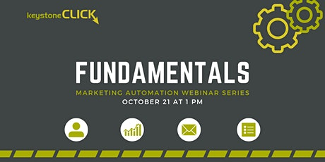 The Fundamentals of Marketing Automation tickets
