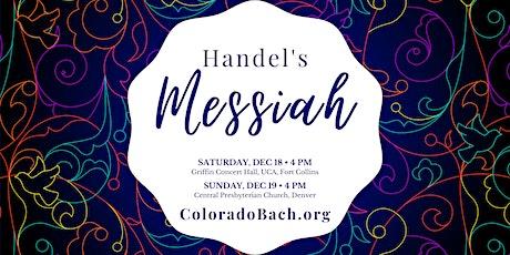 Handel's Messiah, HWV 56 - Denver tickets