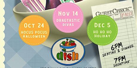 "Buff Faye's ""HO HO HO"" HOLIDAY Drag Diner: VOTED #1 Food, Fun & Drag tickets"