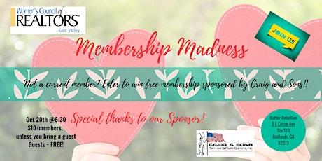 Membership Mixer tickets