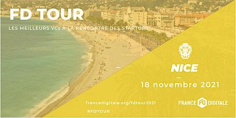 FD Tour 2021 - Nice tickets