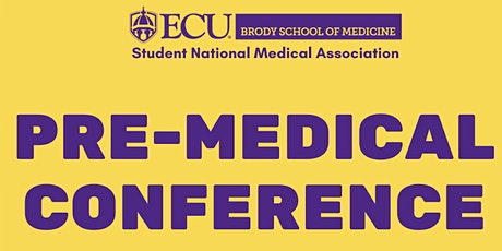 Pre-Medical Conference tickets