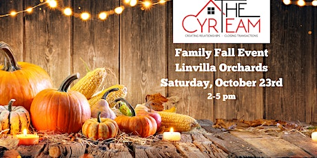 The Cyr Team Family Fall Event tickets