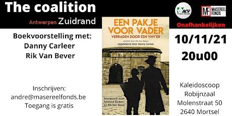 Boekvoorstelling: Een pakje voor vader - Verraden door een VNV'er. tickets