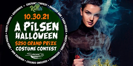 """""""A Pilsen Halloween"""" Dance Party and Costume Contest tickets"""