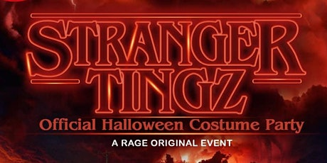 Stranger Tingz: Official Halloween Costume Party tickets
